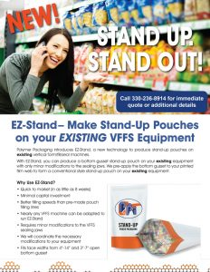 EZ-Stand and INNO-LOK Sell Sheet