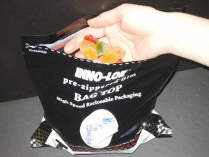 INNO-LOK bag top zipper